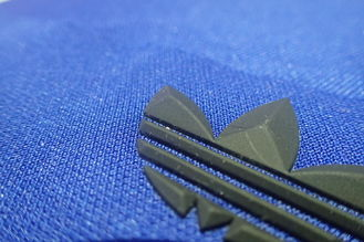 Eco - Friendly Heat Transfer Clothing Labels / Tagless Shirt Labels