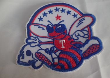 OEKO Washable Custom Embroidered Patches For Cap Bags